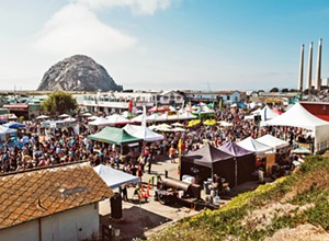 Three cheers for Morro Bay's AvoMarg Fest Sept. 7 and 8