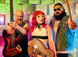 Pop punk heroes Hayley and the Crushers will release their second album 'Cool/Lame' at Boo Boo Records Sept. 28