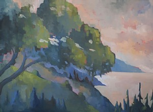 Big Sur artist Erin Gafill explores the area's beauty