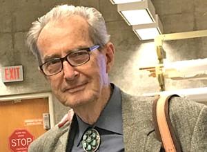 Cal Poly showcases local poet Michael Hannon in Pilgrim's Process