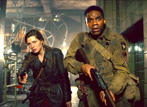 'Overlord' mixes straightforward World War II action with campy Nazi zombies for a thrill ride