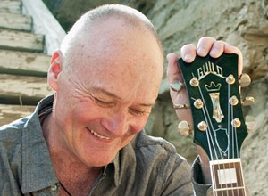 More than comedy: Creed Bratton (from The Office) brings his talent to The Fremont