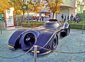 Flagship: Ringing in the new year at Six Flags Magic Mountain