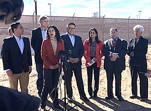 Carbajal calls out Trump for 'fake' immigration crisis on eve of televised address