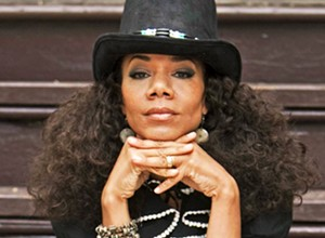 Native and African-American soul singer Martha Redbone performs Jan. 27 at the Spanos Theatre