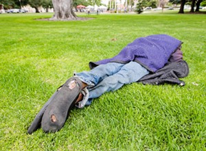 SLO County conducts homeless survey