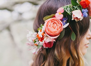 Flower power: Eden Floral utilizes local growers for bouquets, floral crowns, and other engaging arrangements