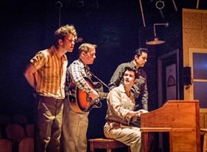 Million Dollar Quartet brings rock 'n' roll greats back to life