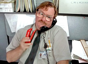 Blast from the Past: Office Space
