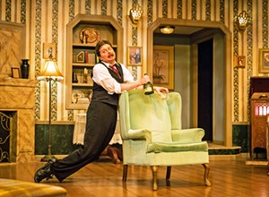 SLO Rep brings back a haunting rendition of 'Blithe Spirit'