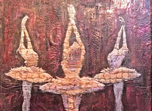 Studios on the Park's Heavenly Bodies art show takes inspiration from dance
