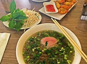 Phơ 4 U in Atascadero serves up Vietnam's signature rice noodle soup and sweet pearl tea drinks