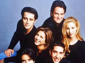 Blast from the Past: <b><i>Friends</i></b>
