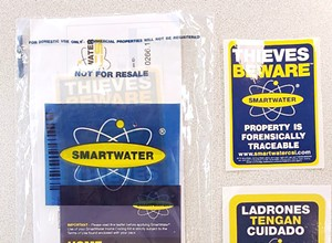 SLO Sheriff's Office offers SmartWater CSI to help farmers, ranchers trace stolen property