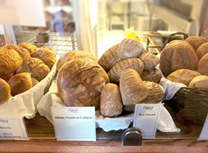 One of the men behind the California Homemade Food Act brings organic French breads to the Central Coast at Pagnol Bakery