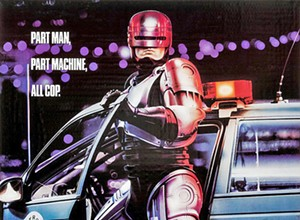 Blast from the Past: Robocop