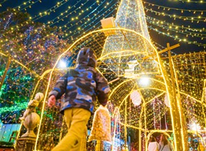 Light show: The Central Coast puts up holiday cheer every year
