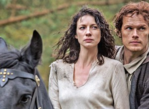 Bingeable: <b><i>Outlander</i></b>