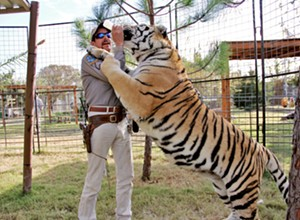 Netflix' <b><i>Tiger King</i></b> is a batshit-crazy look into the world of unsanctioned zoos
