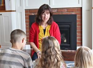 SLO preschool teacher creates a guide to help parents talk to their kids about the coronavirus