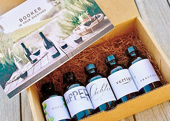 Area wineries are packaging tasting kits so customers can enjoy a tasting room experience during lockdown