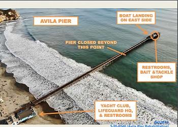 Avila Pier makeover to start in early 2022