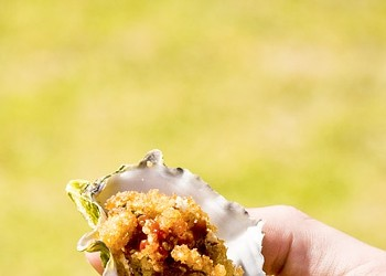 Blood, sweat, and brine: The pitfalls and pleasures of the almighty oyster