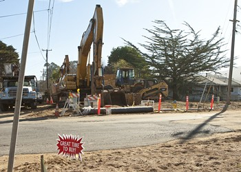 A Los Osos contractor sues the county for $15 million