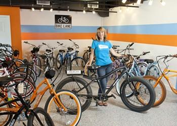 Pedego Electric Bikes in Avila Beach is fun on wheels