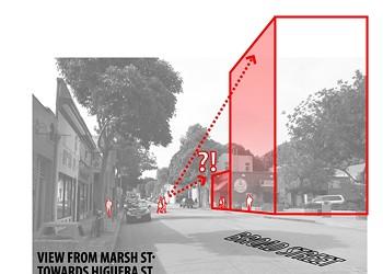 Speak out about Garden Street Terrace