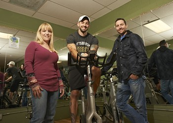Going the distance for veterans