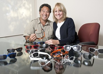 Innovative eyewear
