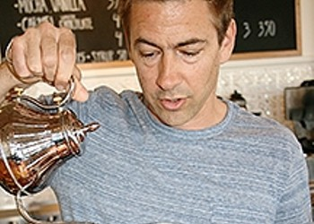 The buzz is at Red Bee: The owners of this cozy Grover Beach coffee spot love Jesus and Joe