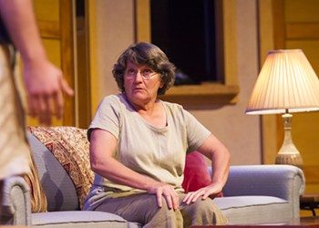"""Cal Poly Theater Department shows the strength of family love in """"4,000 Miles"""""""