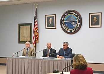 Around the horn: Candidates for District 2 county supervisor square off at Morro Bay forum