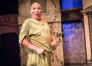 Broadway farce 'A Funny Thing Happened on the Way to the Forum' comes to SLO