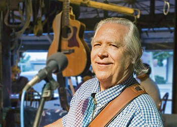 Cache Valley Drifter member Wally Barnick releases a new solo album