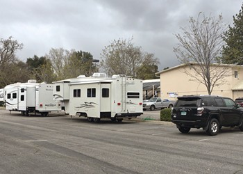 SLO County secures motels and trailers for homeless as nonprofits call for donations amid COVID-19 crisis