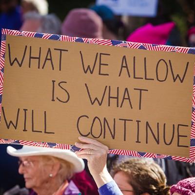 Rallying for change