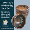 Empty Bowls Community Luncheon @ St. Patrick's Church