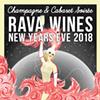 Rava Wines New Year's Eve @ Rava Wines