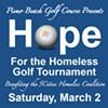 HOPE for the Homeless Golf Tournament @ Pismo Beach Golf Course