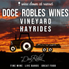 Sunset Wines and Full Moon Vines: Paso Wine Hayrides @ Doce Robles Winery