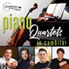 Piano Quartets in Cambria @ Community Presbyterian Church of Cambria