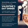 Valentine's Day at the Castle @ Tooth and Nail Winery