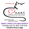 Wines, Pines, and Felines @ Cambria Pines Lodge