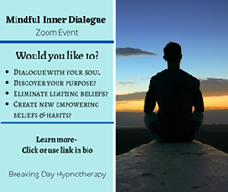 Mindful Inner Dialogue (zoom event) - Uploaded by Art Kuhns