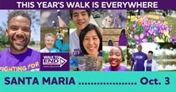 Santa Maria Walk to End Alzheimer's - Uploaded by Janelle Boesch
