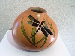Dragonfly lamp - Uploaded by Kathy Bfamily