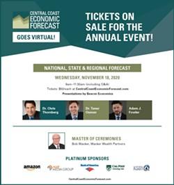 2020 Economic Forecast - Virtual Event - Uploaded by Stephanie Bertoux